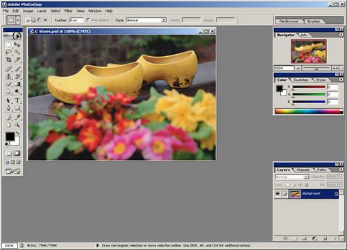 Foto de Evolución de la interfaz de Adobe Photoshop desde 1989 (18/24)