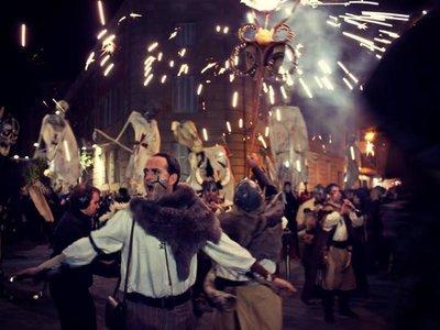 El Festival de las Ánimas toma Soria en la Noche de Difuntos