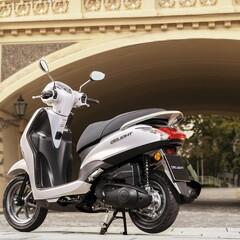 Foto 11 de 34 de la galería yamaha-delight-125-2021-prueba en Motorpasion Moto