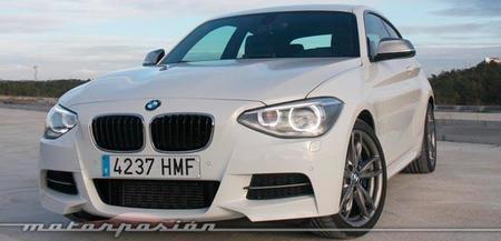 BMW M135i, prueba (conducción y dinámica II, equipamiento y seguridad)