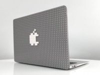 Tú mismo puedes personalizar tu propia carcasa para Macbook gracias a la Brik Case