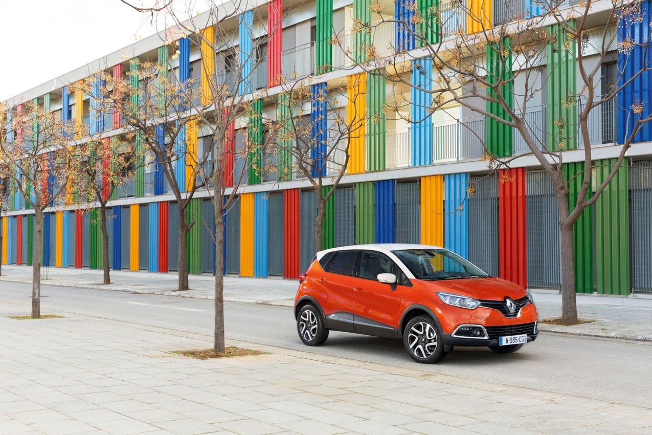 Foto de Renault Captur 2013 (18/19)