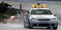 Resaca del GP de Europa: el safety car de Nürburgring y sus piruetas