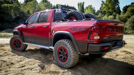 Dodge Ram Rebel Trx Concept 14