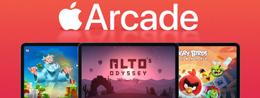 Alto's Odyssey The Lost City, Angry Birds Reloaded y Doodle God Universe desembarcan hoy en Apple Arcade