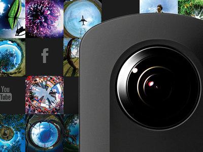 Ricoh Theta V, nueva cámara de 360º que da el salto al 4K y además ofrece audio espacial inmersivo