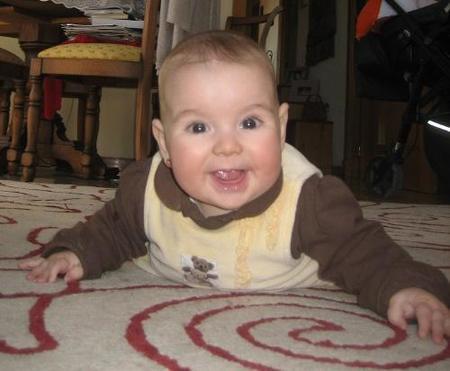 Diario del bebé: ya tengo seis meses