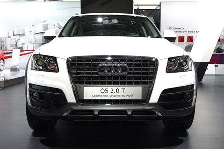 Más opciones de equipamiento para el Audi Q5