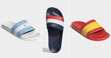Adidas Adilette Banderas Pais 03