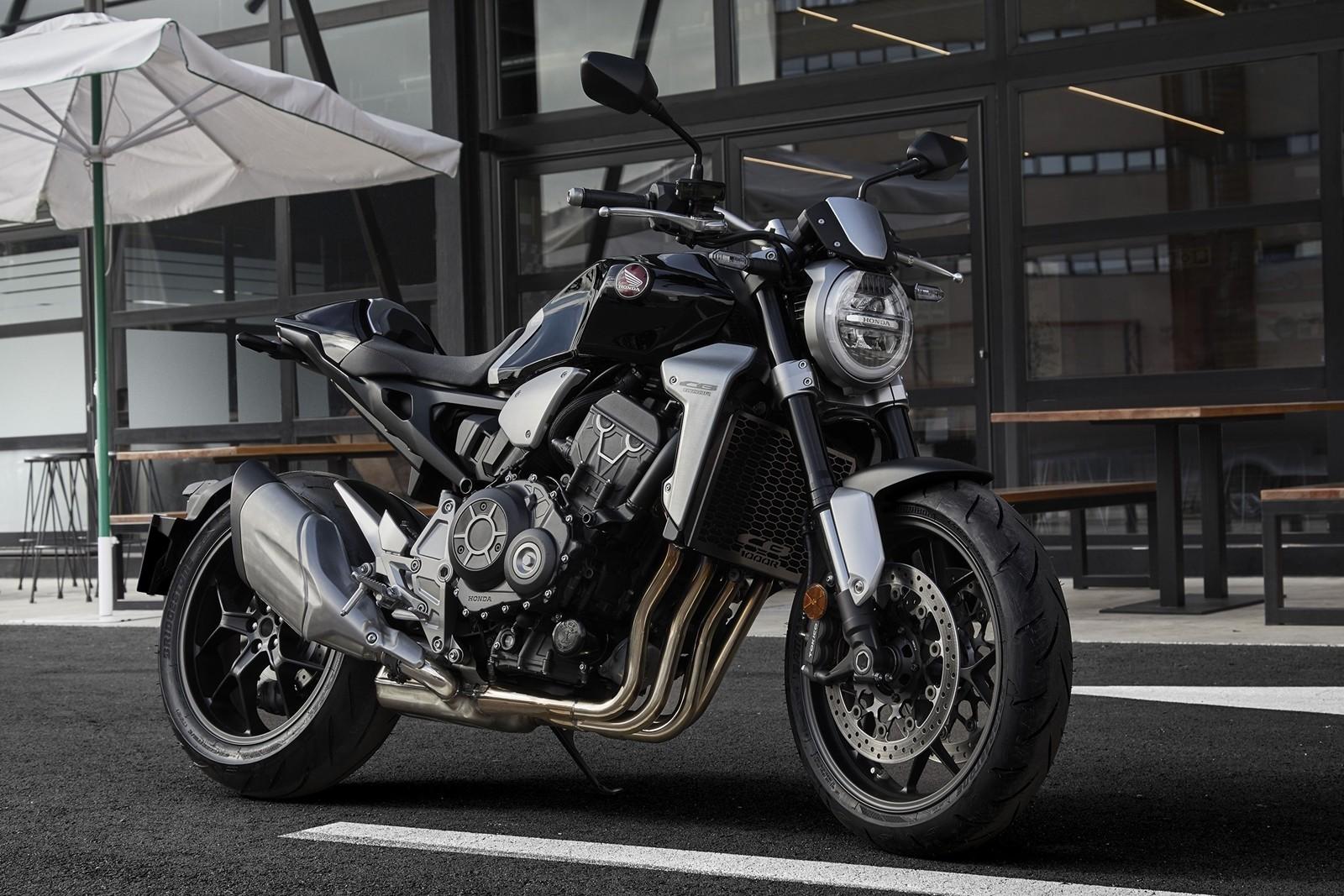 Foto de Honda CB1000R 2018 (48/52)