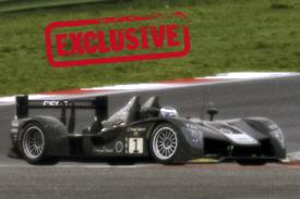 Primera imagen en exclusiva del nuevo Audi R15