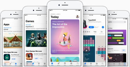 App Store Redesign On Iphone Ios 11