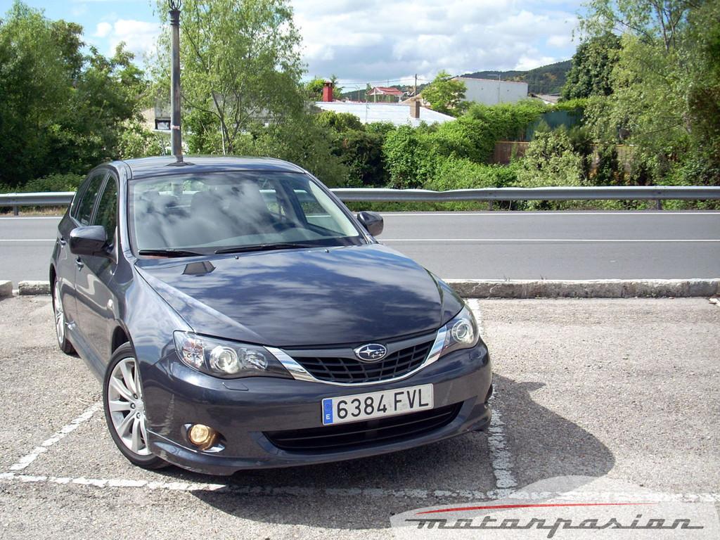 Foto de Subaru Impreza Sport (prueba) (21/32)