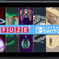 Lo que propone FUZE es la bomba: crea y comparte tus propios juegos desde Switch aunque no sepas programar