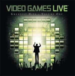 El CD de 'Video Games LIVE' saldrá a la venta el 15 de octubre