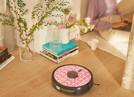 Robot Aspirador Netbot Ikohs