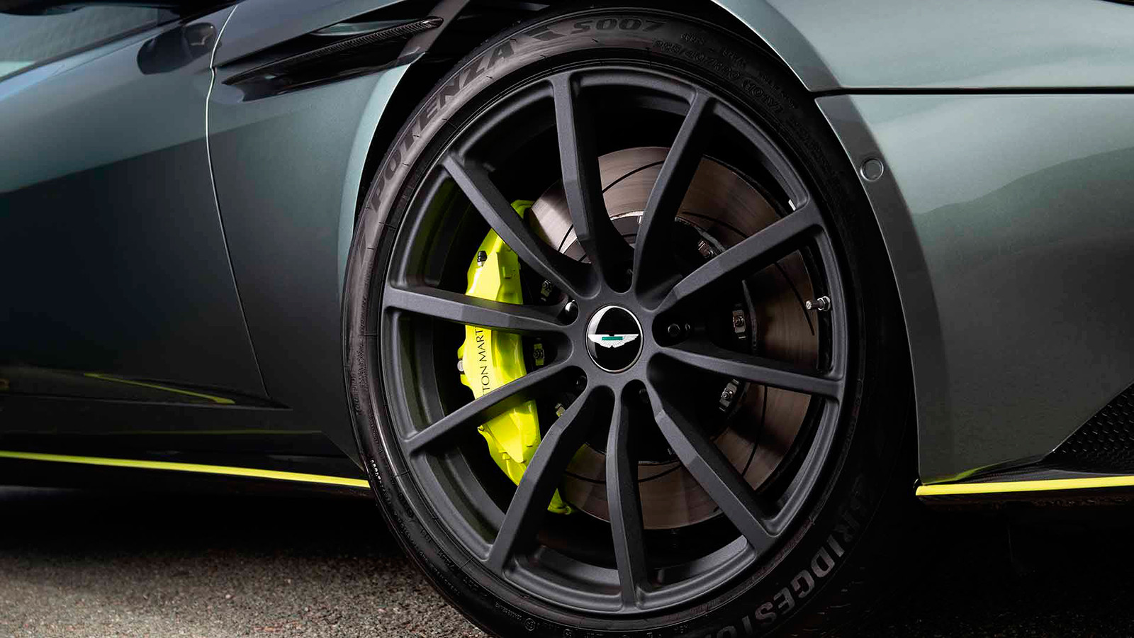 Foto de Aston Martin DB11 AMR 2018 (7/19)