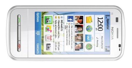 Nokia C6, versión asequible de un Nokia N97