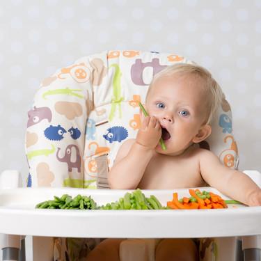 Así influye el BLW en el correcto desarrollo oral del bebé