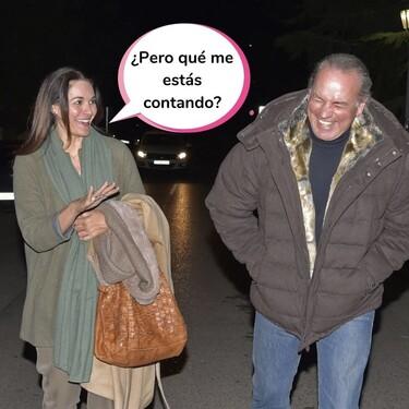 Las intenciones de Bertín Osborne por las que Fabiola Martínez aún no ha firmado los papeles del divorcio
