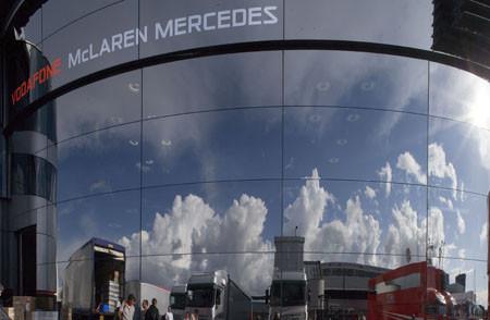El nuevo hogar de McLaren Mercedes