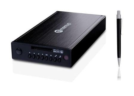Nuevos discos duros multimedia de Memup