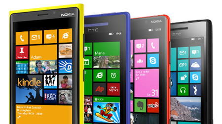 Windows Phone sigue creciendo en el mercado europeo e iguala a iOS en España