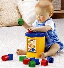 Bloques infantiles Fisher-Price