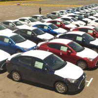 Se exportan los primeros Toyota Yaris R fabricados en México