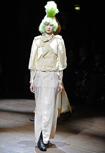 Foto de Comme des Garçons, Primavera-Verano 2010 en la Semana de la Moda de París (10/14)