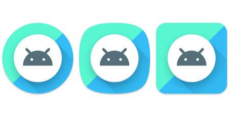 Así son los nuevos iconos adaptativos de Android O ¡llega la normalización y los efectos!