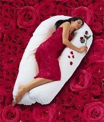Almohada súper cómoda en forma de U