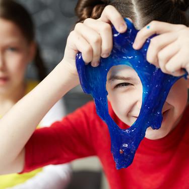 El 'slime', el juguete de moda peligroso si tus hijos lo fabrican en casa