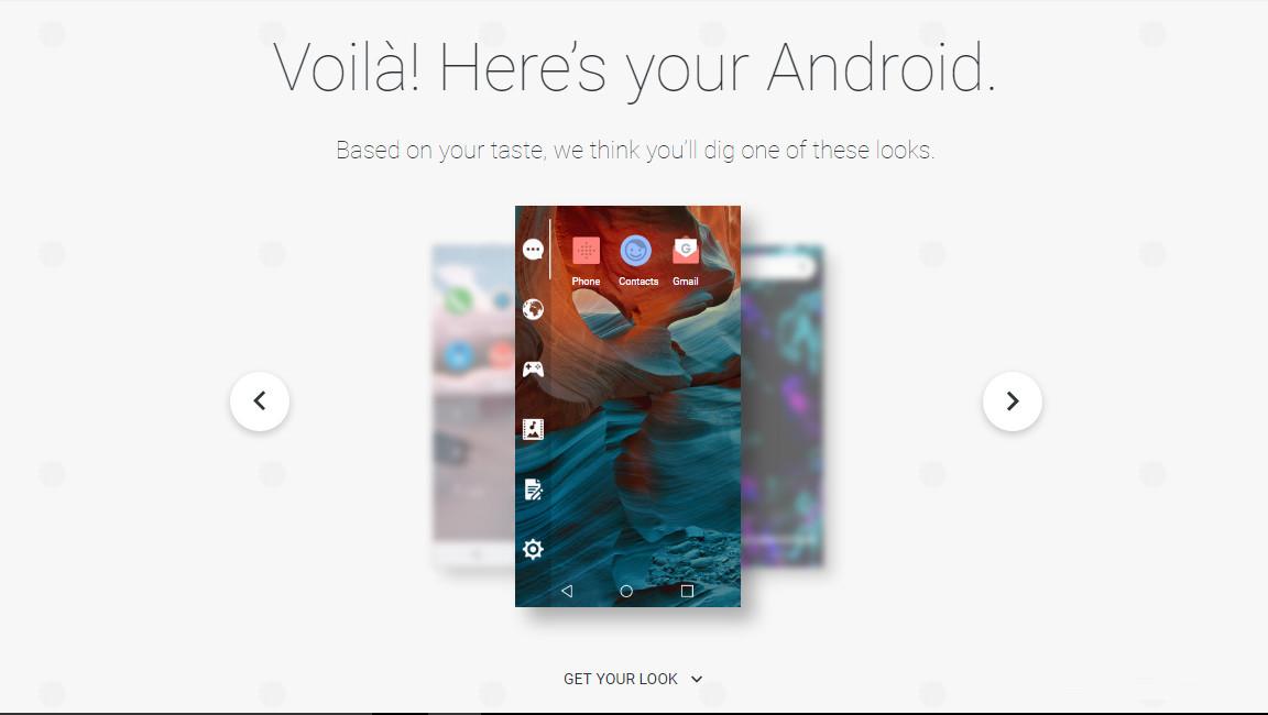 Este test de Google te recomienda los mejores fondos de pantalla, launchers e iconos para tu Android
