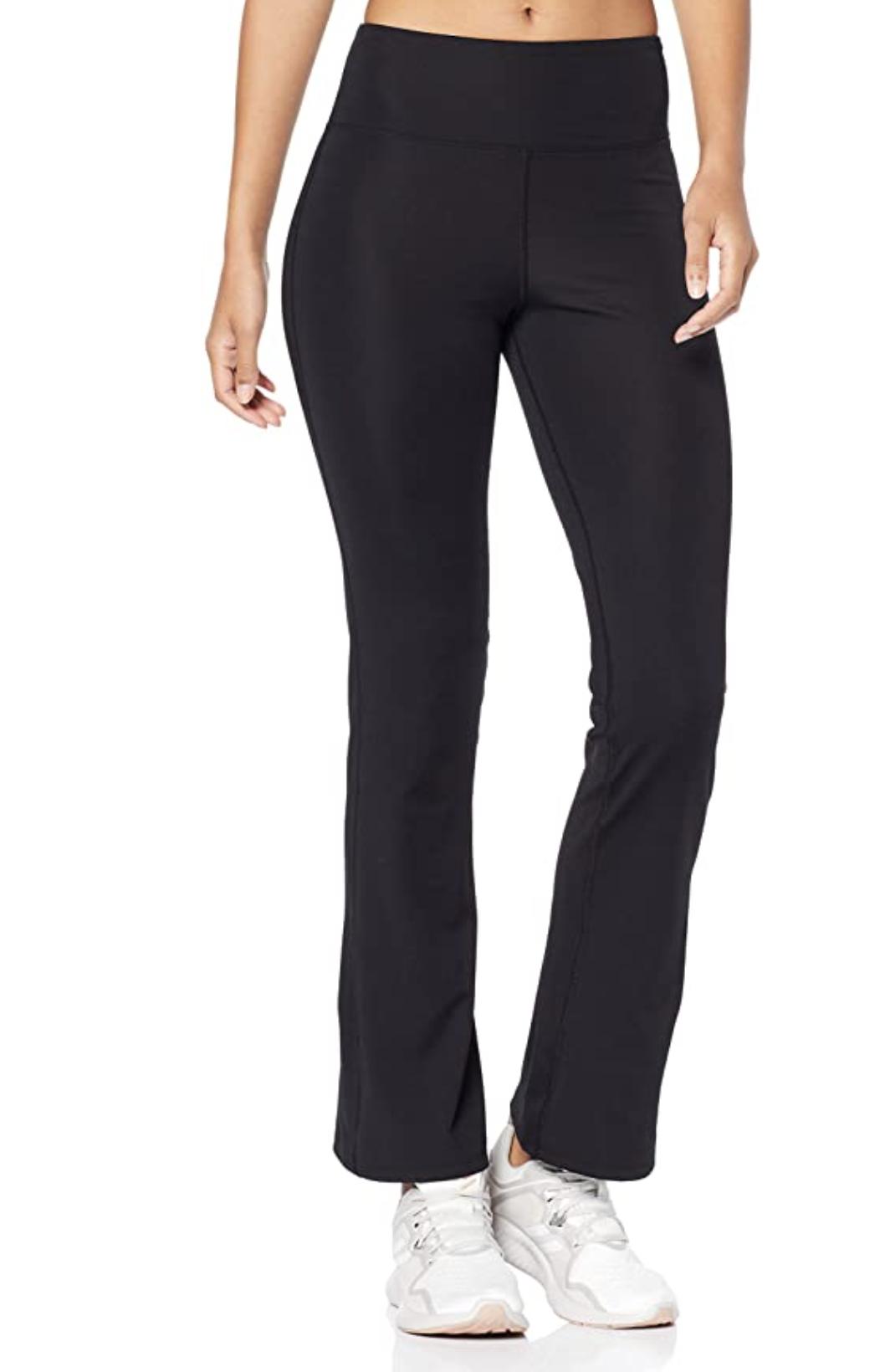 AURIQUE Pantalón de Yoga Mujer
