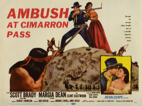 'Ataque bajo el sol', el peor western jamás hecho según Clint Eastwood