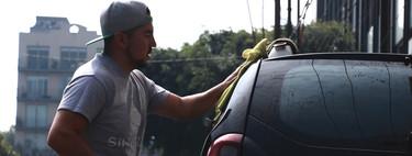 Lavar un coche con menos de medio litro de agua: 'Sin Agua' es una de las empresas que lo hace posible en México