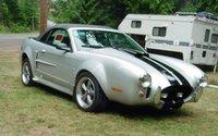 Mustang Cobra o gente con mal gusto