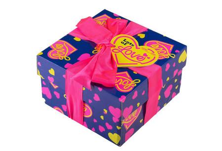 La colección de Lush para este San Valentín es para enamorarse perdidamente