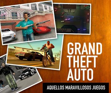 'Grand Theft Auto': aquellos maravillosos juegos
