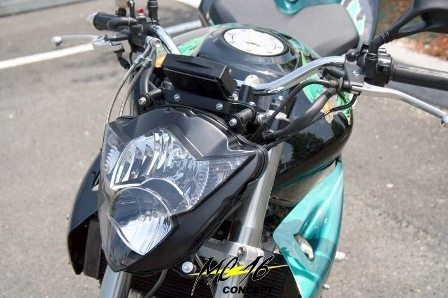 Honda Hornet 600 Matrix