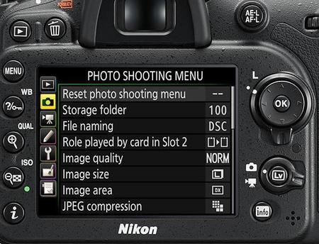 D7200 Shooting Menu E