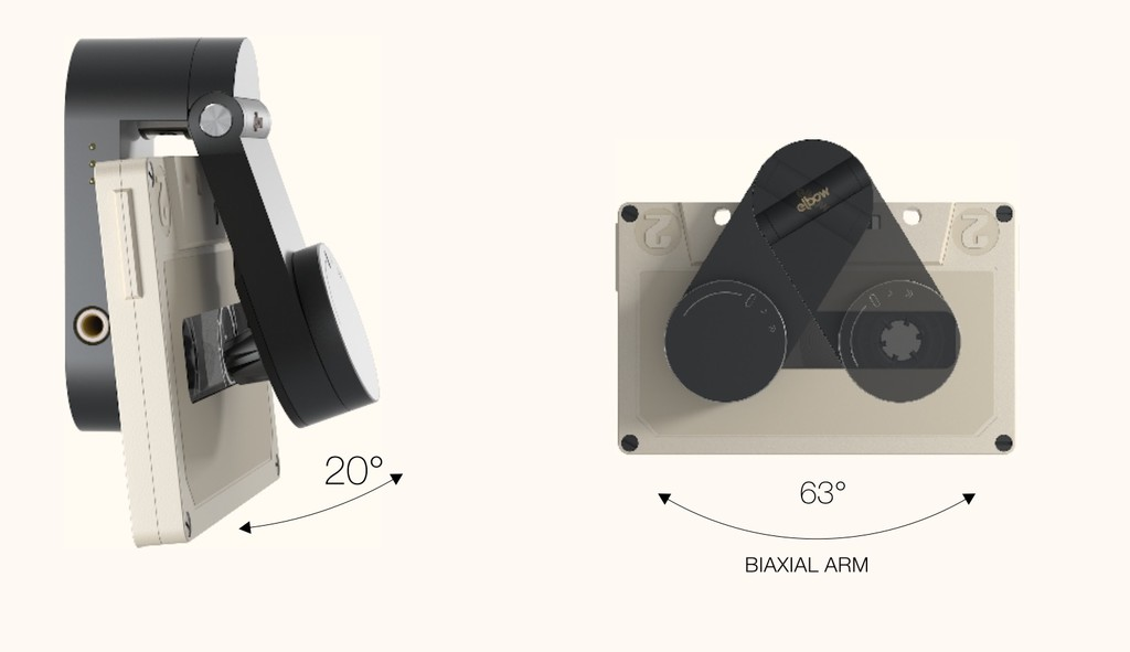 Elbow Cassette Player 10
