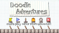 Doodle Adventures, mezclando Lemmings y The Incredible Machine con estética de papel y lápiz