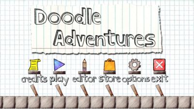 Doodle Adventures, mezclando Lemmings y The Incredible Machine con estética de papel y lápiz