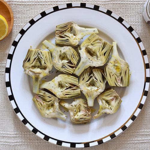 Cómo cocinar alcachofas en el microondas: la forma más fácil de disfrutar de esta verdura
