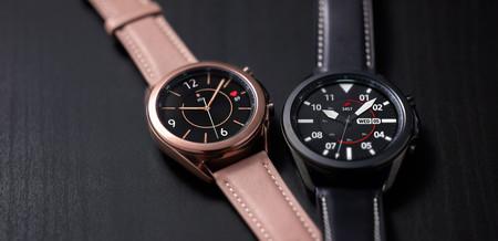 Samsung Galaxy Watch 3: el nuevo reloj inteligente de Samsung detecta caídas y mide la saturación de oxígeno en sangre