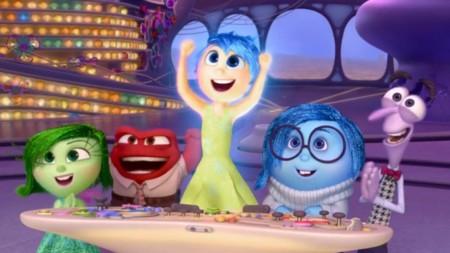 'Del revés' ('Inside Out'), un triunfo para Pixar y el cine original