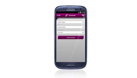 Renfe ya tiene aplicación oficial, aunque de momento en exclusiva en Samsung Apps