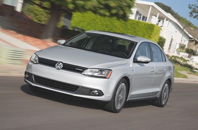 Volkswagen Jetta Hybrid USA